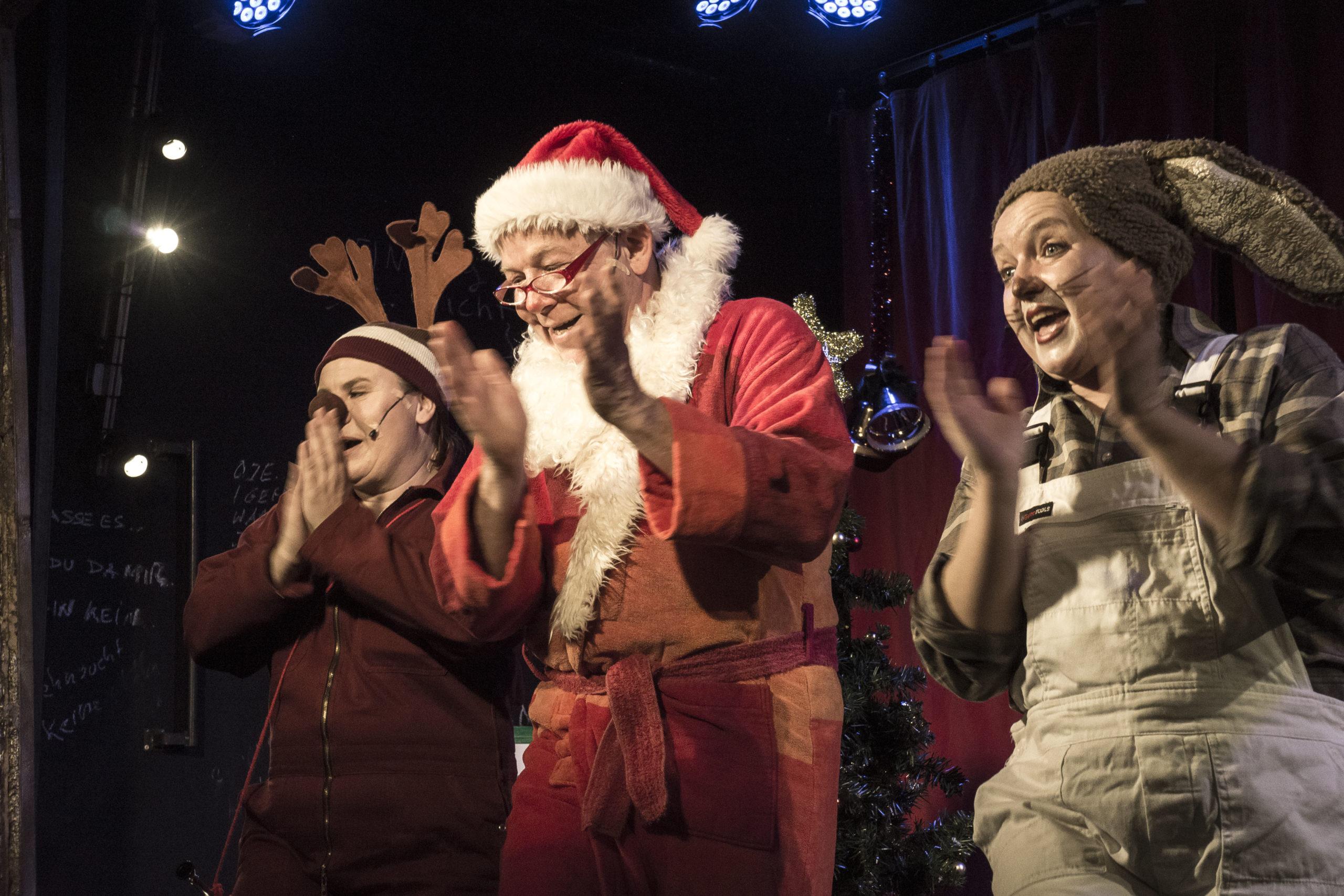Ostermann & Weihnachtshasi 1