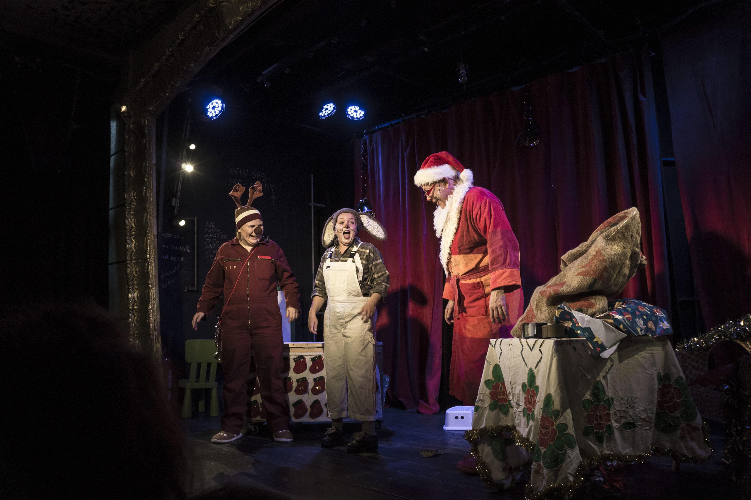 Ostermann & Weihnachtshasi 2
